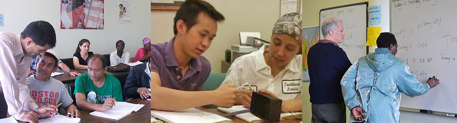 english classes for employment skills offered at New Americans of Mass