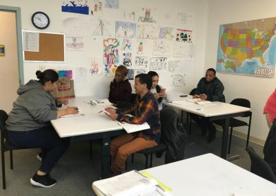 ESLClass_Practicing job interview skills