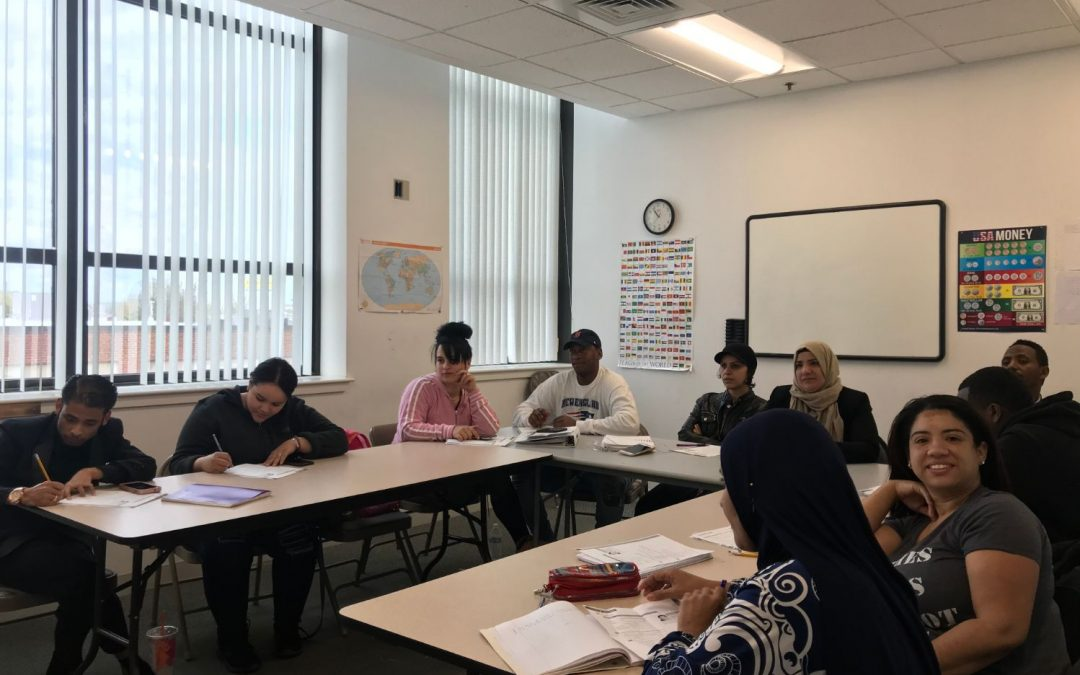 ESL Program May 2019