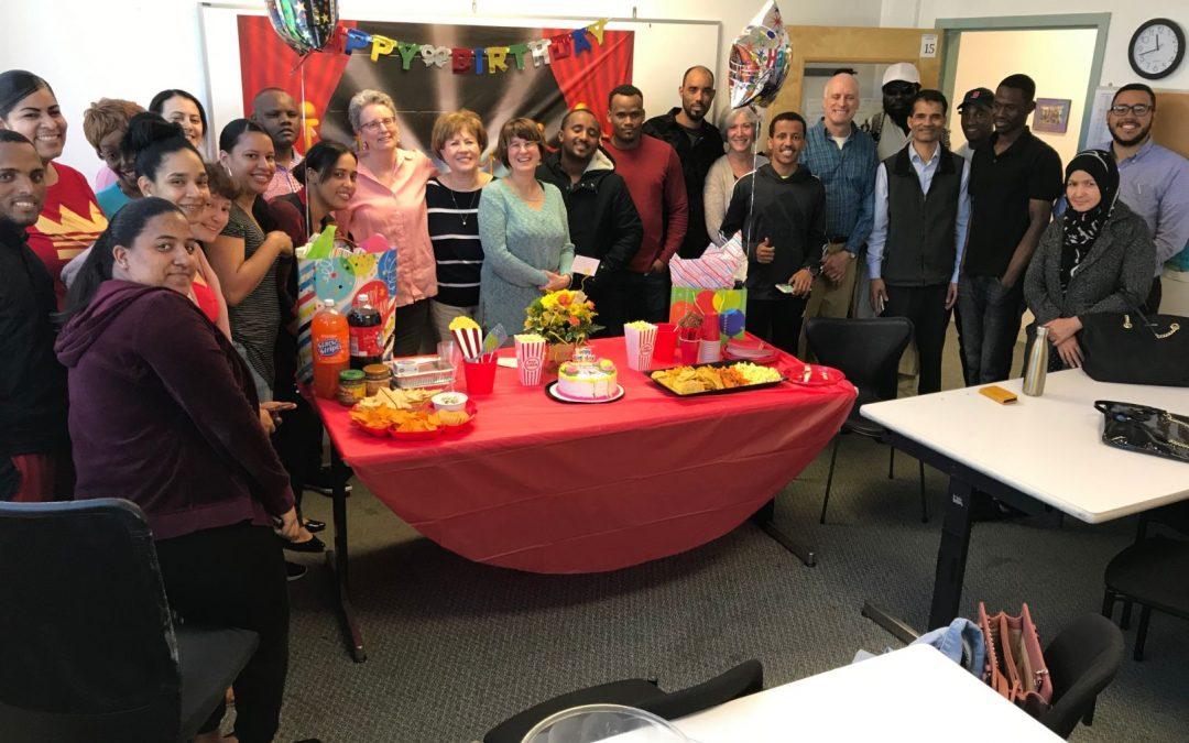 Gina's Birthday Party